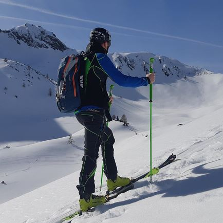 Guided Skitour to